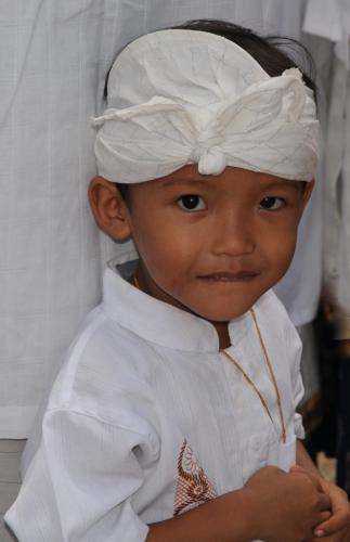 Young Balinese Boy 6.5 7 6.5 20 Arthur Laver  Pictorial Silver